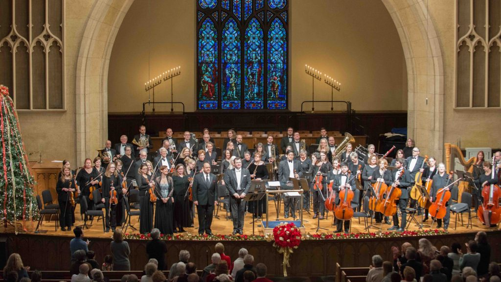 Holiday Concert: Home for the Holidays (3:30pm)