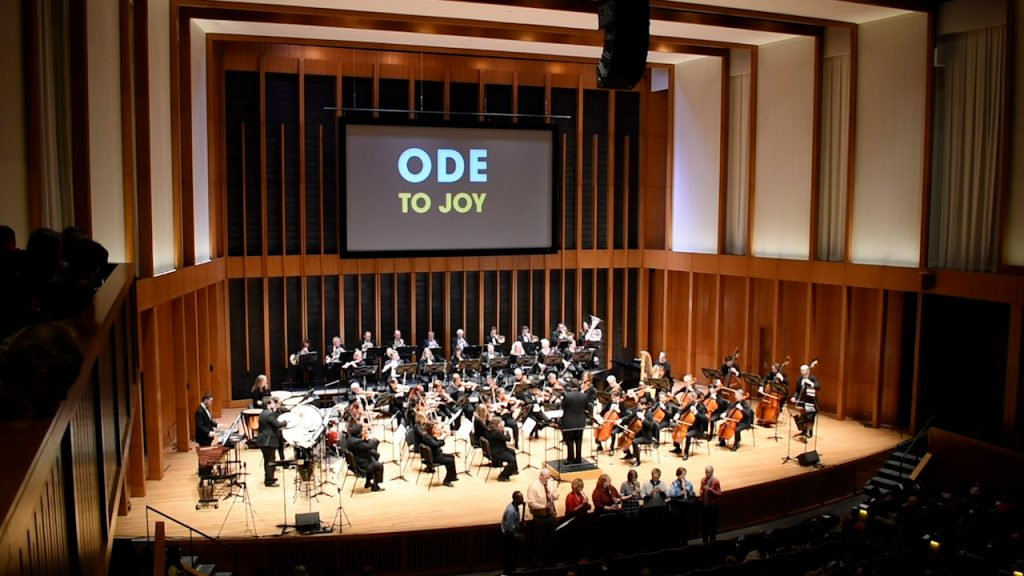 Link Up: The Orchestra Rocks!
